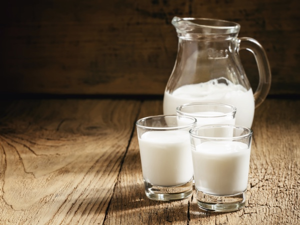Frische Milch aus Brockhagen