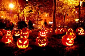 Am 31. Oktober ist Halloween !